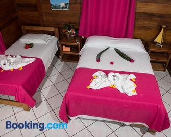 Tacarcuna Lodge - Capurgana - Bedroom