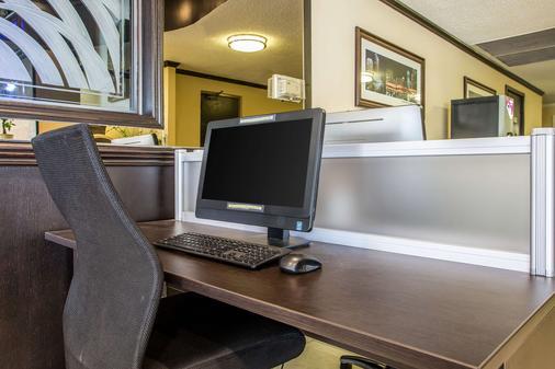 Quality Inn O'Hare Airport - Schiller Park - Business centre