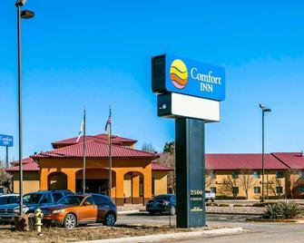 Comfort Inn Las Vegas - Las Vegas - Gebouw