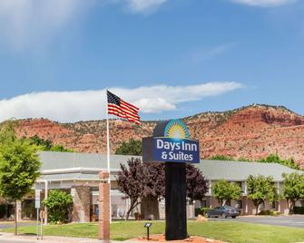 Days Inn & Suites by Wyndham Kanab - Kanab - Building