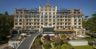 Royal Savoy Lausanne - Lausanne - Building