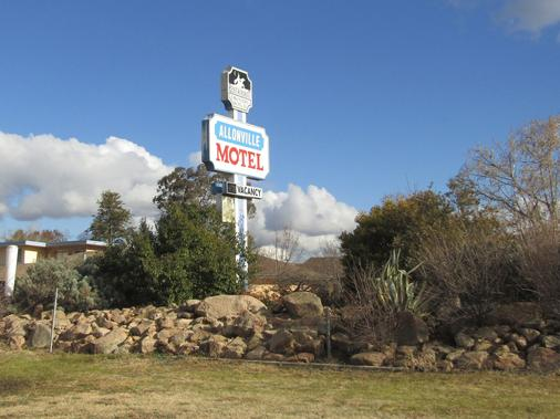 Allonville Motel - Wagga Wagga - Outdoor view