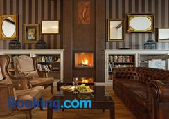 Hotel Nationalpark - Illmitz - Lounge