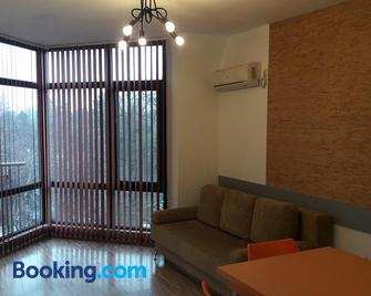 Apartments in Relax Complex Fantasy - Hissarya - Living room