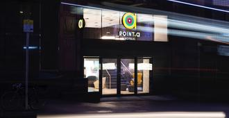 Point A Hotel Glasgow - Glasgow - Rakennus