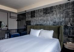 Kung Shang Design Hotel - Kaohsiung - Bedroom