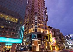 Kung Shang Design Hotel - Kaohsiung - Makuuhuone