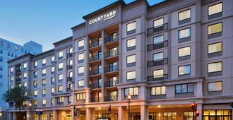 Courtyard by Marriott Milwaukee Downtown - Milwaukee - Gebäude