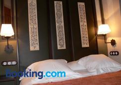 Hotel El Mudayyan - Teruel - Schlafzimmer