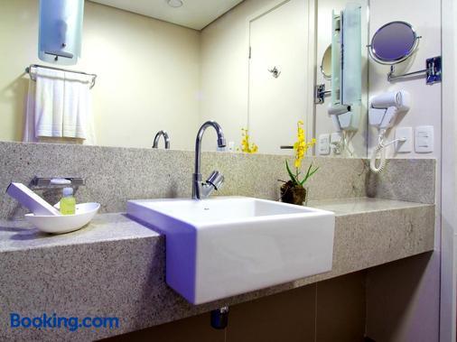 薩爾瓦多城際酒店 - 薩爾瓦多 - 薩爾瓦多 - 浴室
