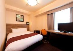 Hotel Villa Fontaine Osaka-Shinsaibashi - Osaka - Bedroom