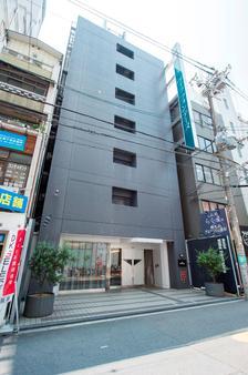 Hotel Villa Fontaine Osaka-Shinsaibashi - Osaka - Building