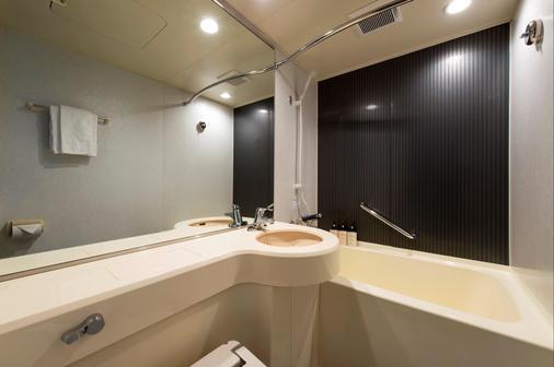 Hotel Villa Fontaine Osaka-Shinsaibashi - Osaka - Bathroom