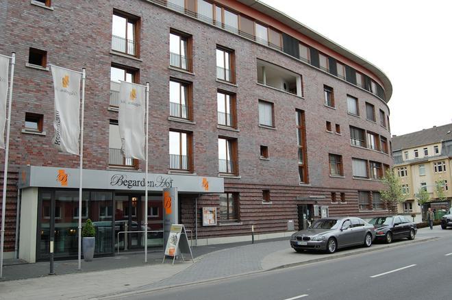 Hotel Begardenhof - Köln - Rakennus