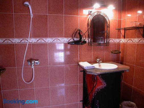 Hotel Tomboctou - Tinghir - Bathroom