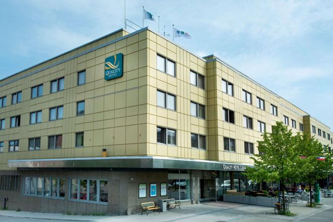 Quality Hotel Lulea - Luulaja - Rakennus