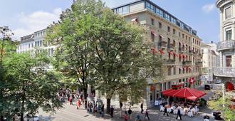St Gotthard Hotel - Zurich - Outdoors view