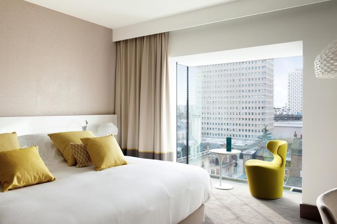 Le Saint-Antoine Hotel & SPA, BW PREMIER COLLECTION - Ρεν - Κρεβατοκάμαρα