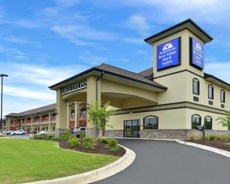 Americas Best Value Inn Tupelo - Tupelo - Edificio