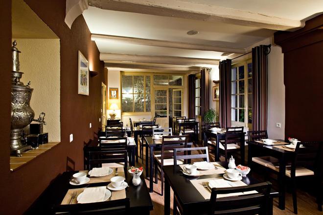 Best Western Le Comtadin - Carpentras - Restaurant