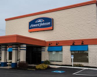 Howard Johnson by Wyndham Portsmouth - Portsmouth - Edificio
