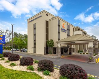 Comfort Inn & Suites Durham Near Duke University - Durham - Building