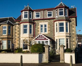 Cedars Guest House - Dunoon - Building