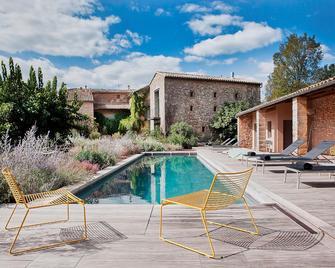 La Maison D'ulysse Small Luxury Hotel - Юзес - Pool
