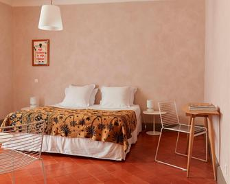 La Maison D'ulysse Small Luxury Hotel - Uzès - Bedroom