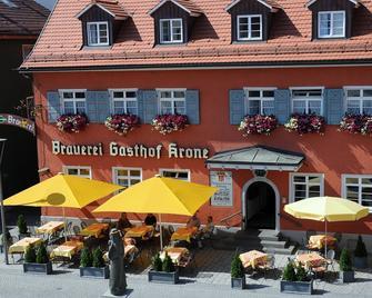 Brauerei-Gasthof Krone - Tettnang - Gebäude