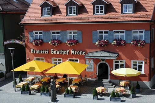 Brauerei-Gasthof Krone - Tettnang - Building