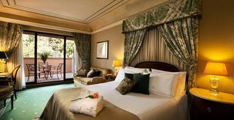 River Chateau Hotel - רומא - חדר שינה