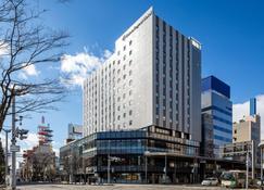 Daiwaroynet Hotel Koriyama Ekimae - Kōriyama - Κτίριο
