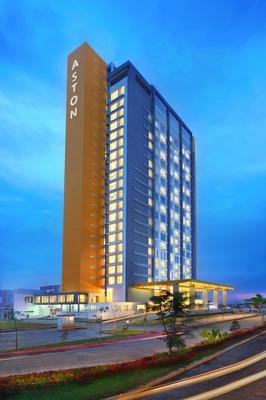 Aston Banua - Hotel & Convention Center - Banjarmasin - Rakennus