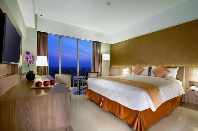 Aston Banua - Hotel & Convention Center - Banjarmasin - Makuuhuone