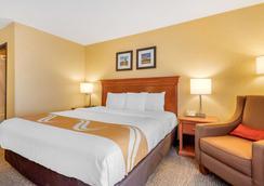 Quality Inn Pueblo - Pueblo - Bedroom