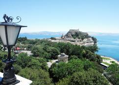 Cavalieri Hotel - Corfú - Vista del exterior