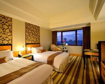 Lees Hotel - Kaohsiung City - Bedroom