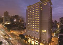 لييس هوتل - مدينة كاوهسيونغ - مبنى