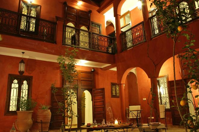 Riad Honey - Marrakesh - Building