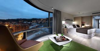 Barceló Bilbao Nervión - Bilbao - Bedroom