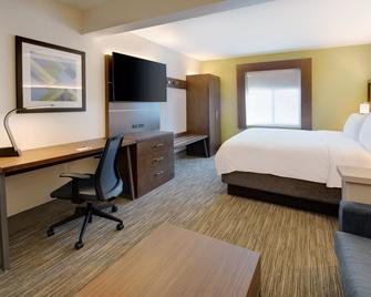 Holiday Inn Express & Suites Bradley Airport - Windsor Locks - Bedroom