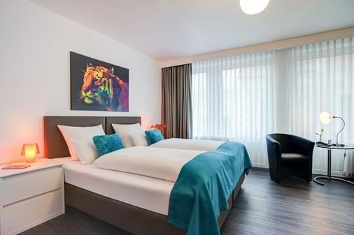 Centro Hotel Atlanta - Hannover - Makuuhuone