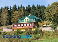 Penzion Vyhlidka Janovicky - Broumov - Building