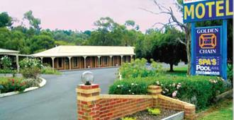 Aristocrat Waurnvale Motel - Geelong - Outdoors view