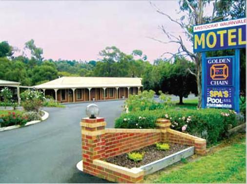 Aristocrat Waurnvale Motel - Geelong - Cảnh ngoài trời