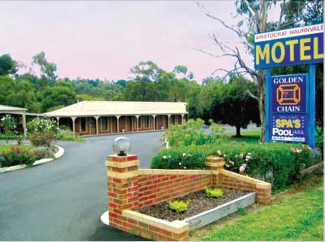Aristocrat Waurnvale Motel - Geelong - Outdoor view