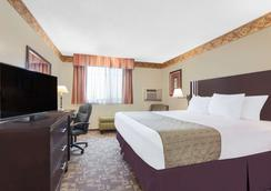 Days Inn by Wyndham, Bellingham - Bellingham - Makuuhuone