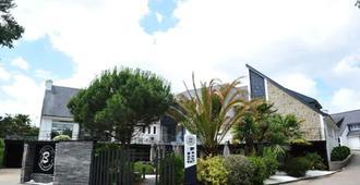 Golfe Hotel - Vannes - Outdoor view