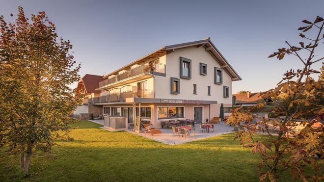 Hotel Garni Frauenschuh - Σάλτσμπουργκ - Κτίριο